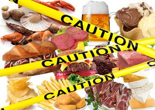 Makanan berkolesterol tinggi