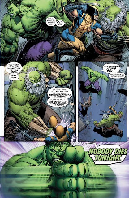 Men X Wolverine Apocalypse