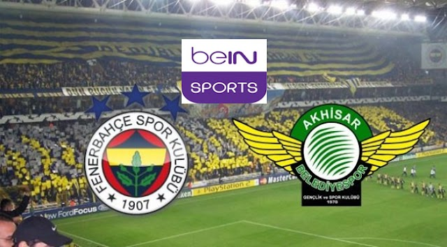 Akhisarspor 3 - 0 Fenerbahçe