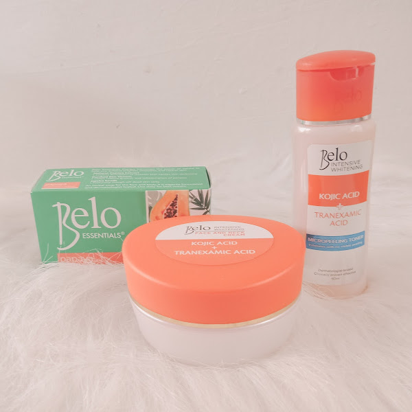 Sample Room Haul: Belo Essentials