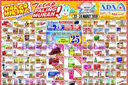 Katalog Promo ADA Pasar Swalayan Terbaru 23 - 24 Maret 2019