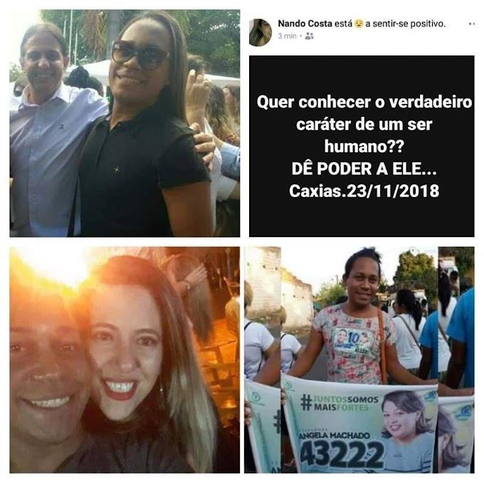 ILEGAL - Prefeitura de Caxias demite funcionários públicos dentro do prazo proibido pela Justiça Eleitoral