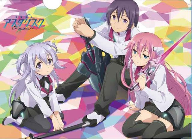 Download Gakusen Toshi Asterisk Season 2nd Subtitle Indonesia BATCH