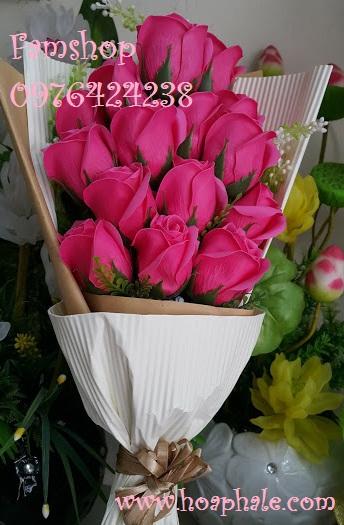 Hoa hong sap thom vinh cuu o Thach That