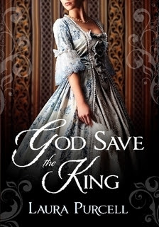 Front cover of God Save the King by Laura Purcell