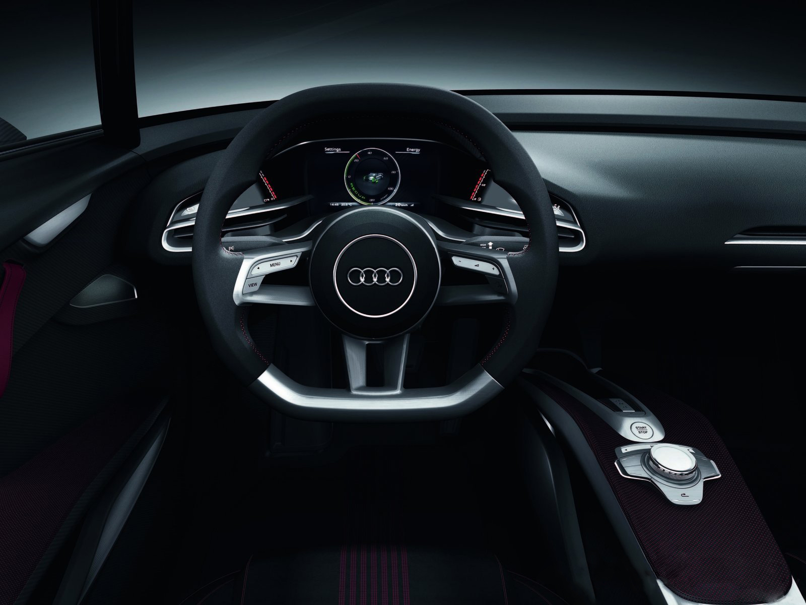 Komisch 2019 Audi E Tron Spyder Wallpapers