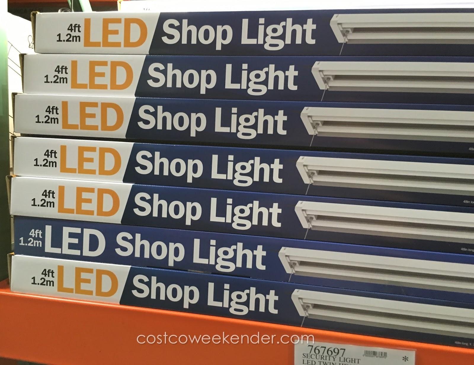 Online shopping led light