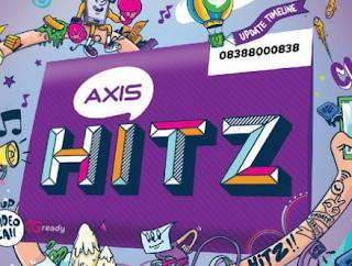 Kode Rahasia Kuota Gratis Axis Hitz Terbaru 2018