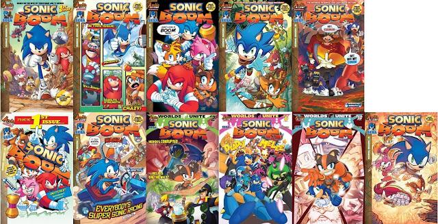 Sonic Boom [Archie Comics][Español] All