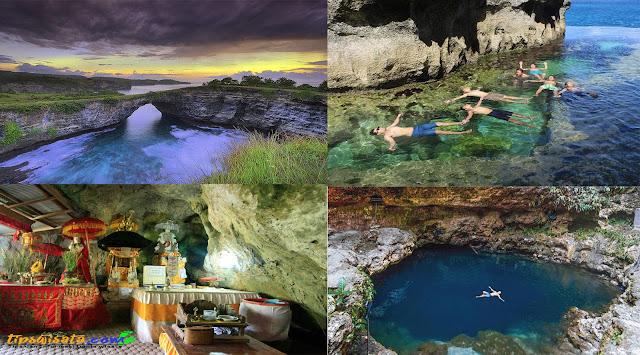 Nusa Penida, Surga Tersembunyi di Ujung Tenggara Pulau Bali