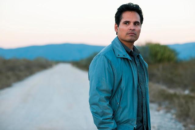 Michael Peña en 'Narcos: Mexico'