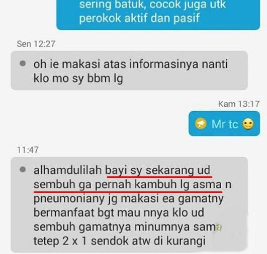 Obat Bronkiektasis Tradisional yg SUDAH TERBUKTI Manjur!!