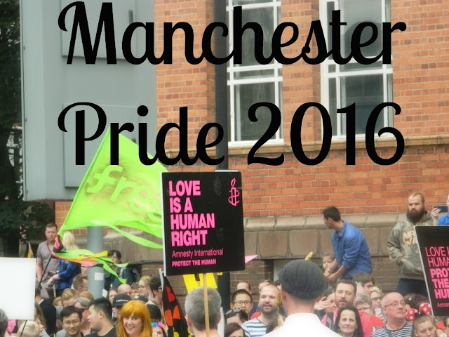 Manchester Pride, Manchester Pride 2016,