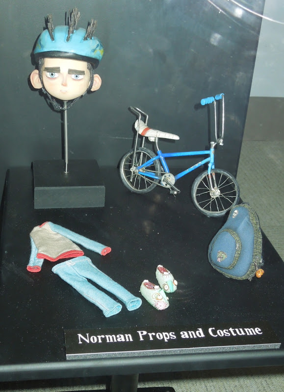 ParaNorman stopmotion costume props