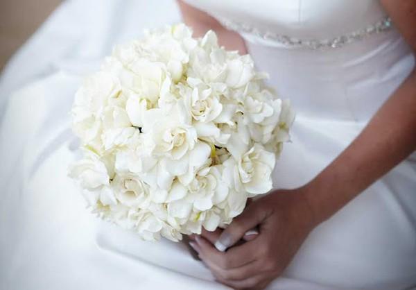 Clic Wedding Flowers Gardenia