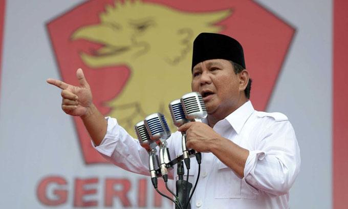 BPI : Tangan Dingin Prabowo Menangkan Pilkada di Tanah Jawa ?