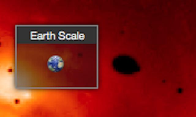 First Ever Photos of Meteor 3200 Phaethon Seen Passing Earth Sun Meteor%252C%2Bimpact%252C%2BUFO%252C%2Bsighting%252C%2Bnews%252C%2Bnobel%2Bprize%252C%2Bodd%252C%2Bstrange%252C%2B
