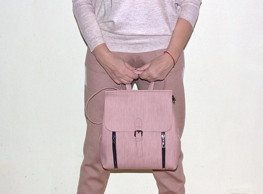 DRESSLILY Haul: Buckle Strap Backpack. РЮКЗАК / обзор, отзывы, фото