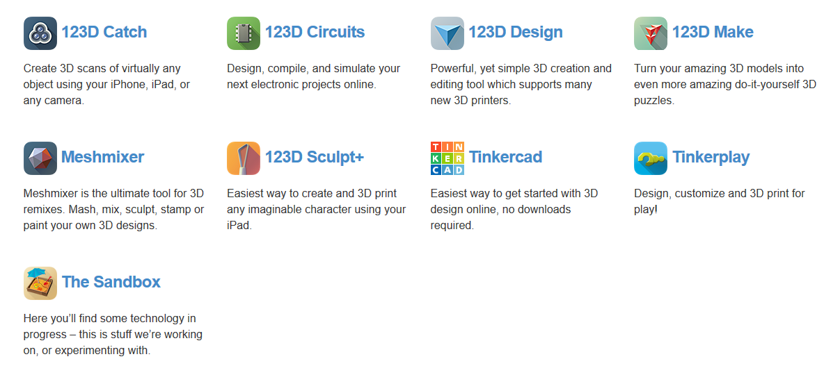 4 1B WORKSHOPS: MATERIAL APPLICATION: Autodesk 123D Create