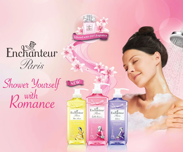 Gel Mandian Wangian Enchanteur Paris