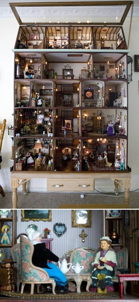 Fox Klubz 10 Most Beautiful And Amazing Doll Houses