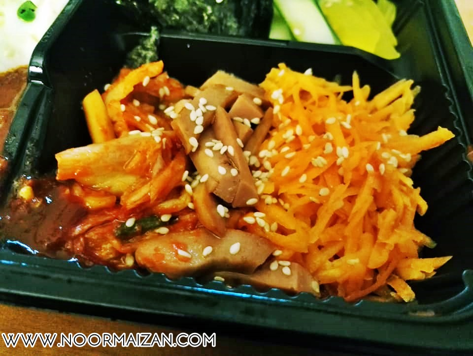 Review Restoran Korea Uri Jeju Kulim