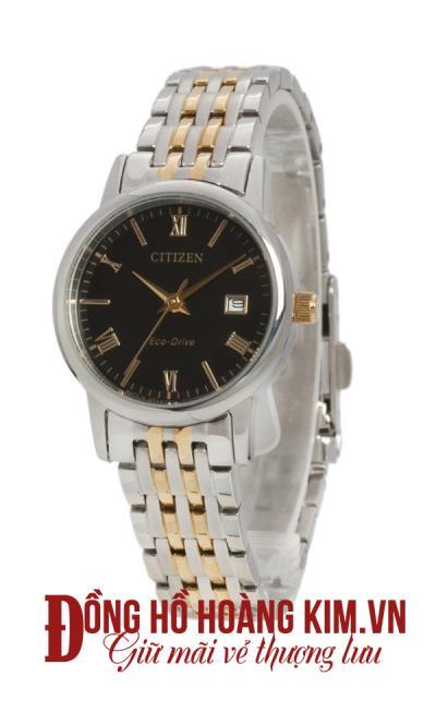 đồng hồ nữ citizen giá rẻ