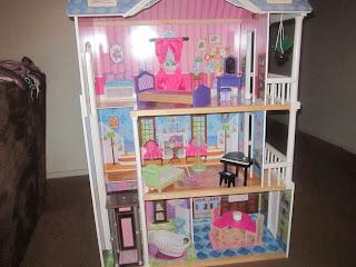 Kidkraft My Dreamy Doll House Review Night Helper