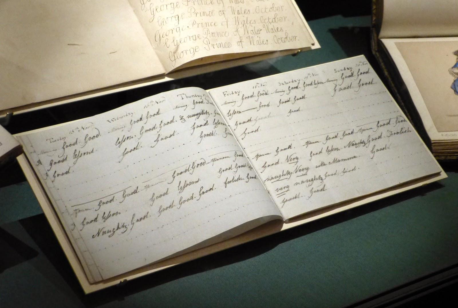 Queen Victoria's behaviour book