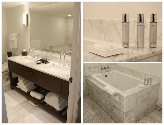 Deluxe Room Bathroom at Trump Waikiki - Five Star Accommodation Waikiki Honolulu Oahu - Trump Waikiki Hotel Review