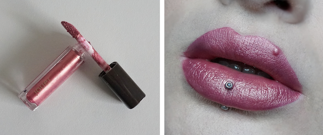 Swatch Rosé Jouer Cosmetics