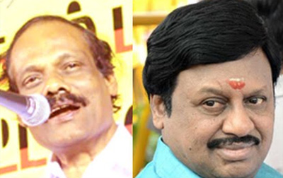 Leoni comment to Actor Ramarajan