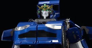 Robot Transformer J-deite RIDE