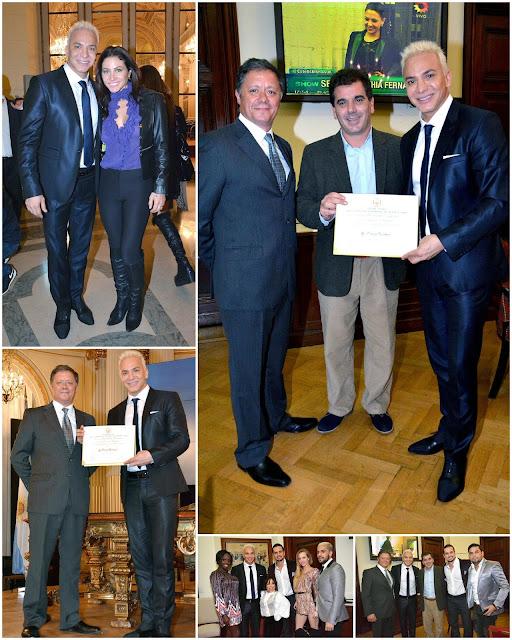@flaviomendoza fue declarado Personalidad Destacada de la Cultura