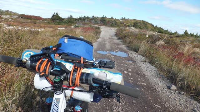 Fatbike Bikepacking Point Rosie Arkel