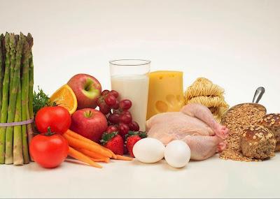 υδατάνθρακες, πρωτεΐνες και λίπη