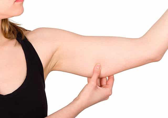 نصائح للتخلص من ترهلات الذراعين