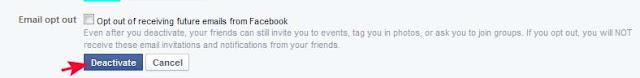 Di artikel kali ini saya ingin menunjukkan tutorial  Salam -  Cara Menonaktifkan / Deactivate Akun Facebook Sementara