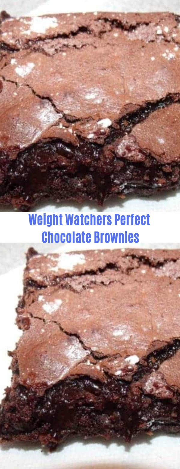 Weight Watchers Perfect Chocolate Brownies