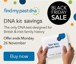 IrishGenealogyNews: FindMyPast DNA's sale comes with free database