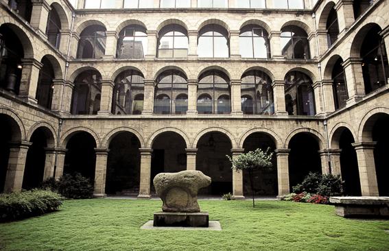 Mikeldi en el Museo Vasco. Bilbao por una bilbaina. Los museos