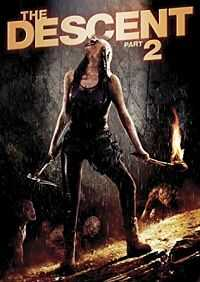 The Descent Part 2 (2009) Full Hindi - Eng Dual Audio 300MB Free BluRay