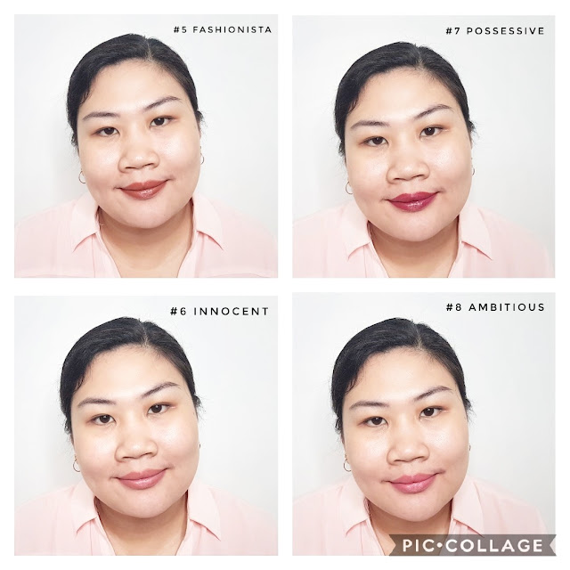 [Review] Fanbo Ultra Satin Lipstick