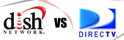 dish vs directv, compare dish and directv, directv vs dish network reviews, dish compared to directv, direct tv reviews, dish directv, direct vs dish, television companies