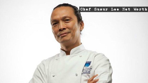 Chef Susur Lee net Worth 2017