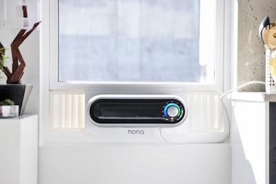 免安裝! 好收納! Noria 超小冷氣募資破1億元|數位時代