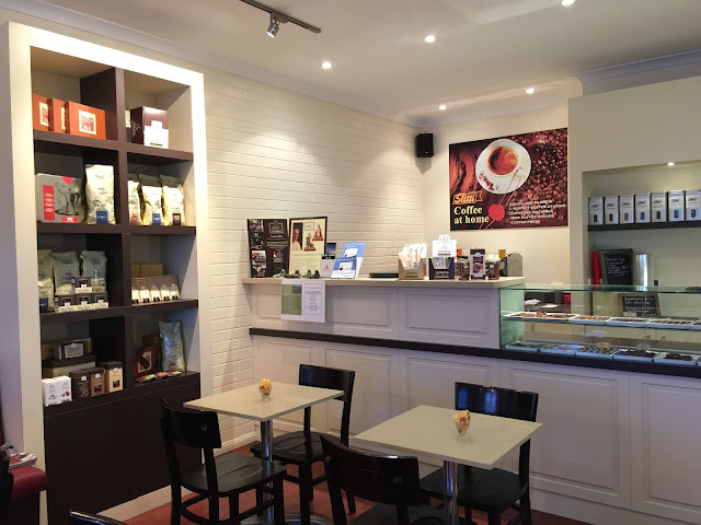 Slitti Chocolate and Coffee at Port Fairy - Interior 2