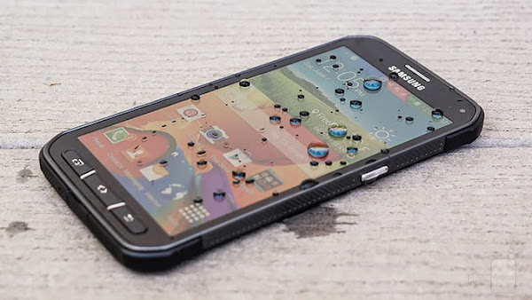 Samsung Galaxy S5 Active - Video Review