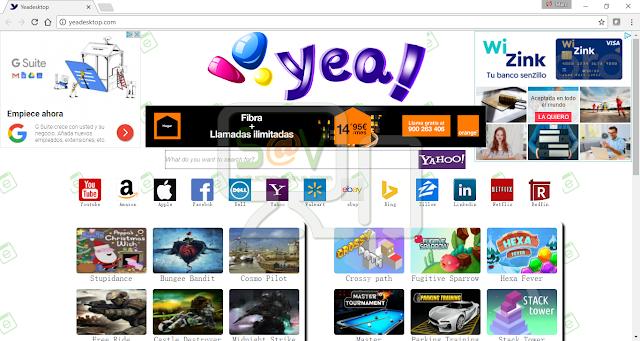 Yeadesktop.com (Hijacker)
