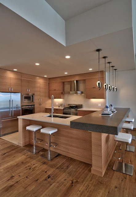 Brown and Grey Kitchen Cabinets Simple Ideas On Kitchen Design Ideas 2016